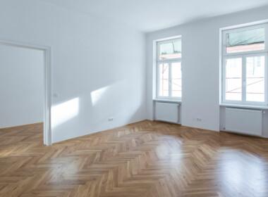 Whg 1030WZ Altbauwohnung bezugsfertig saniert 1030 Wien Landstraße Stil Fischgrät